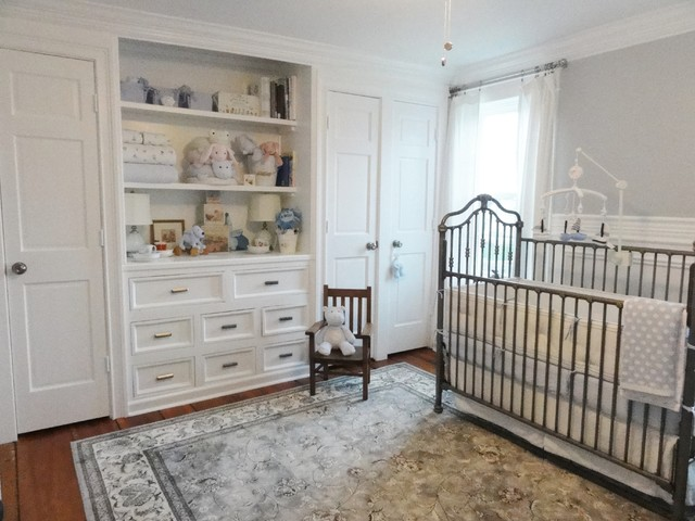boy's Nursery traditional-nursery