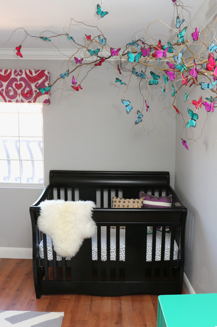 Erfly Nursery Eclectic