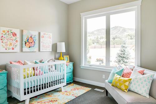 13 astuces pour aménager une chambre de bébé cocooning