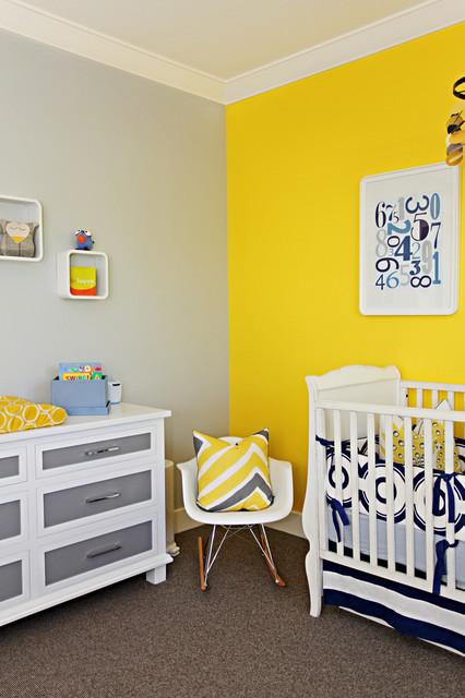Cardigan contemporary-nursery