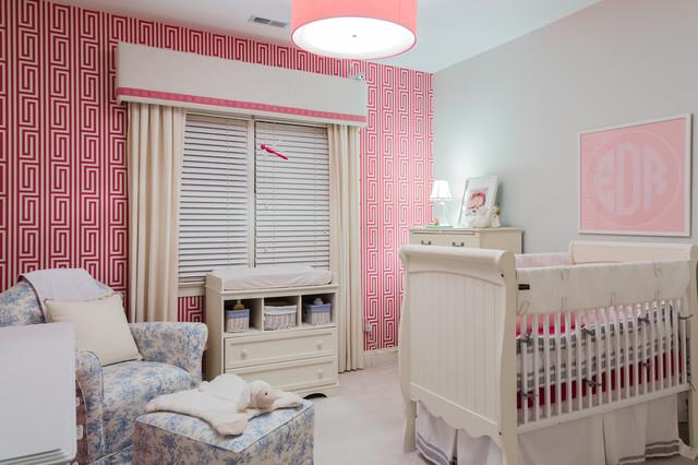 Cary Nc Baby Nursery Transitional Nursery Raleigh