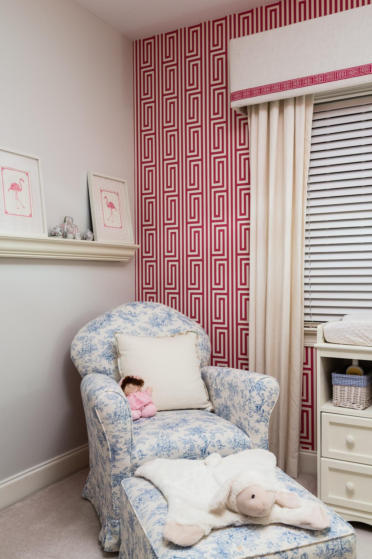 Cary, NC Baby Nursery