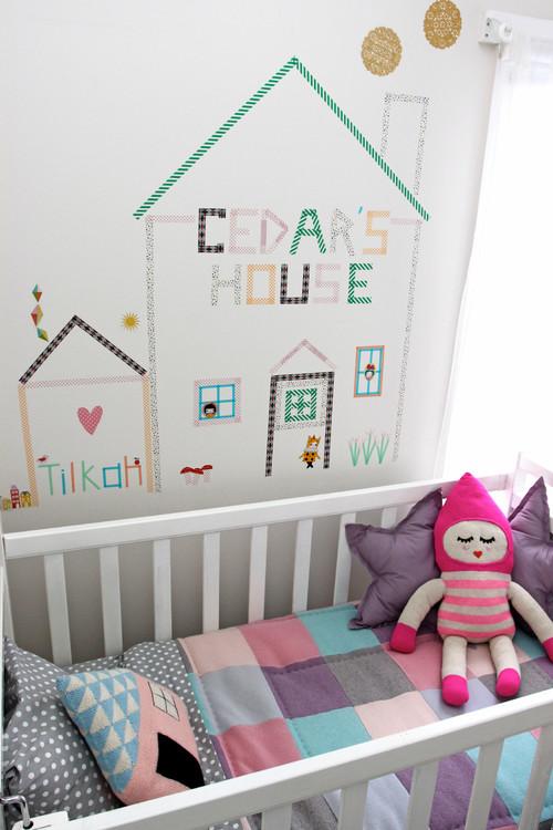 Decoraci n de habitaciones infantiles ideas para pintar - Pinturas habitaciones infantiles ...