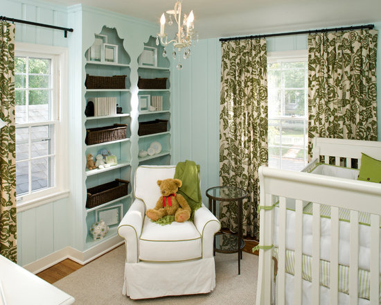 eclectic kidsBookcase Ideas For Your Babies Room