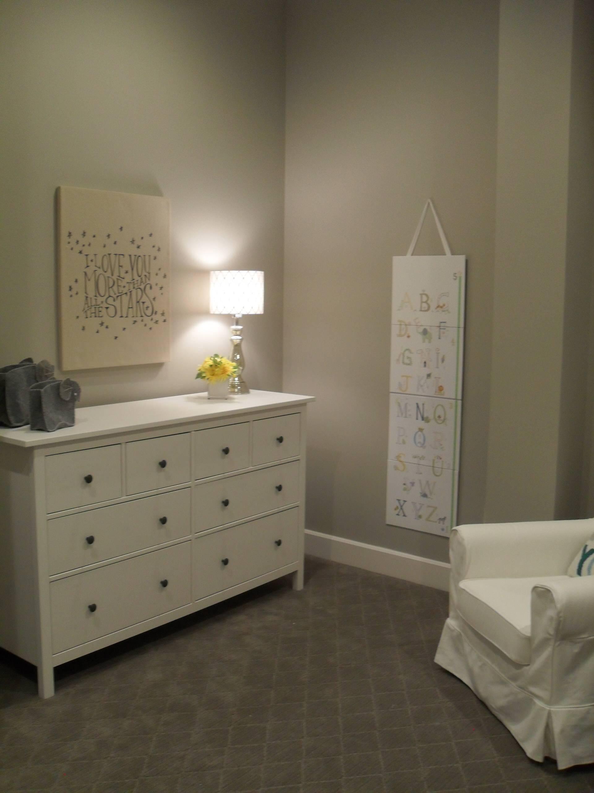 Connect One Showroom - Nursery
