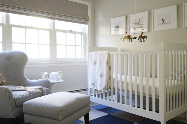 Cambridge Nursery contemporary-nursery