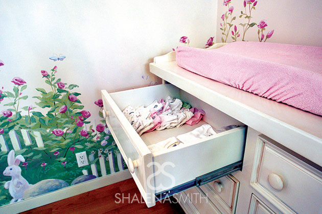 Custom Changing Table Traditional Nursery Los Angeles By - Adult changing table