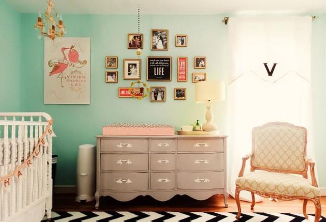 Decorist Celebrity Designer Joni Lay eklektisk-babyvaerelse