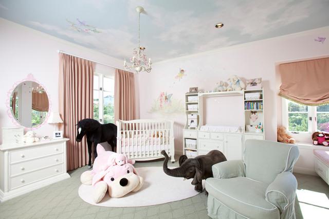 Experience Austin Luxury traditional-nursery