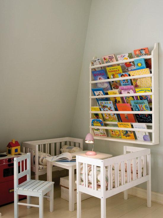 Детские книжные полки фото