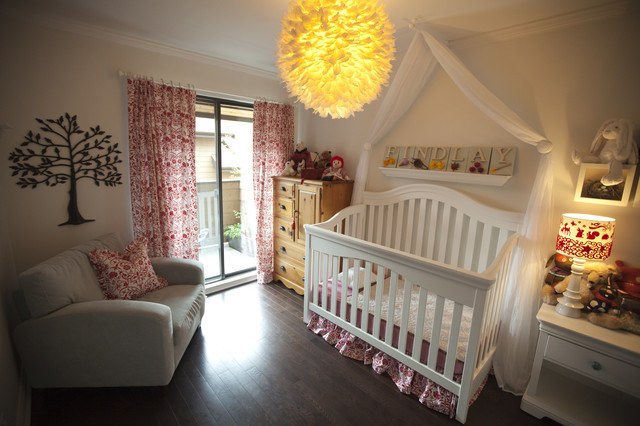 Findlay S Nursery Traditional Kids Vancouver By