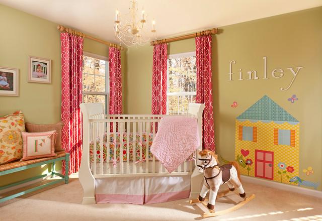 Finley Nursery traditional-nursery