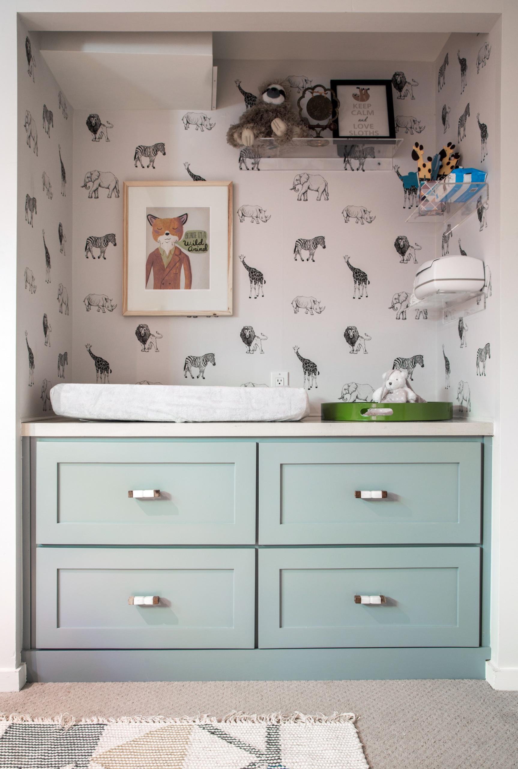 75 Beautiful Nursery Pictures Ideas Style Mid Century Modern February 2021 Houzz
