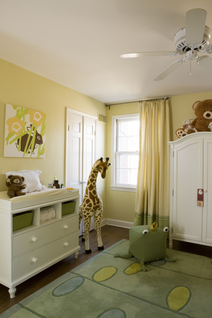 Georgetown Residence transitional-nursery