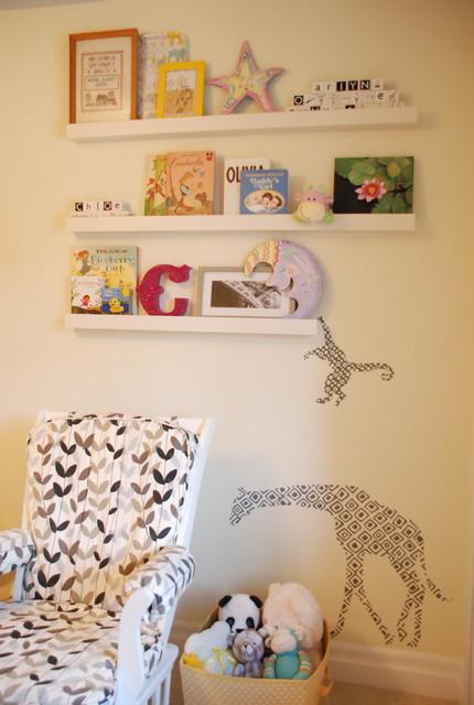 Girl's Room contemporary-nursery