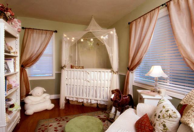 Grace's Nursery eclectic-nursery
