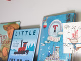 transitional nursery Room of the Day: Child Safety at Play in a Nautical Themed Nursery (4 photos)