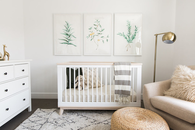 Little One On The Way Here S How To Set Up A Nursery