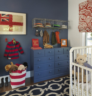 Kids Room traditional-nursery