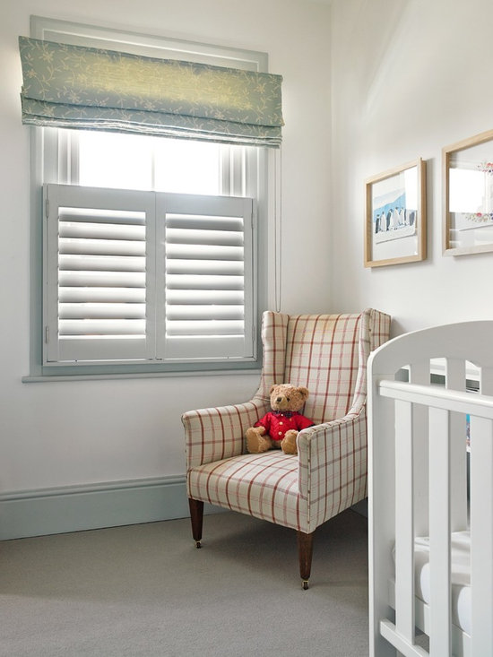 Decorating plantation shutters home design ideas pictures for Decorating with plantation shutters