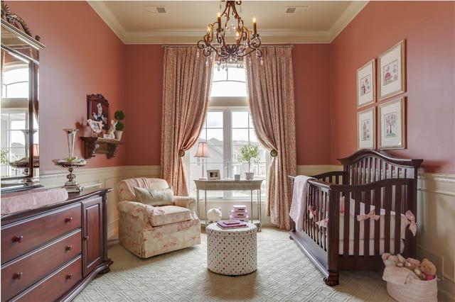 Little girl s room traditional nursery kansas city by