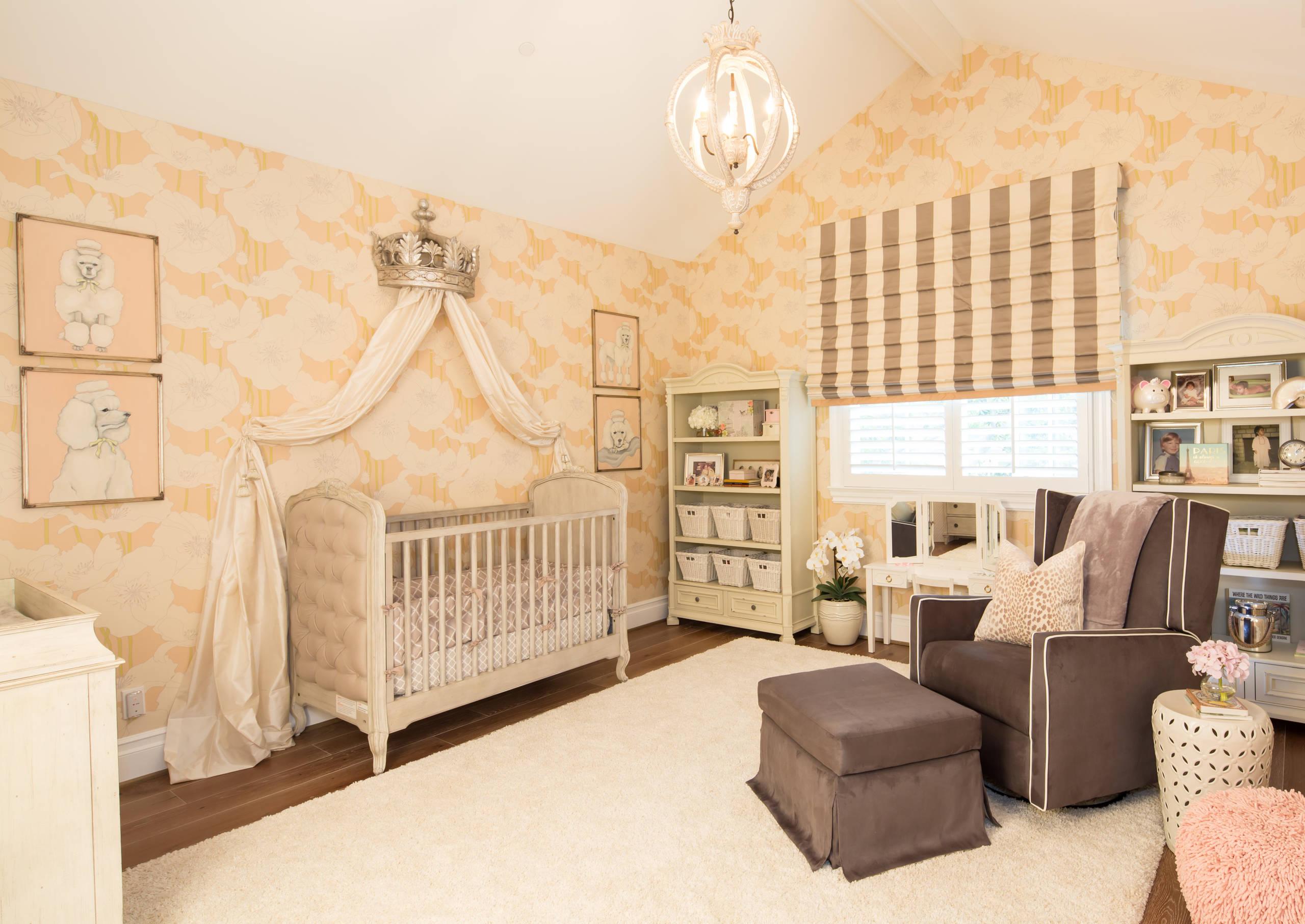 75 Beautiful Nursery Pictures Ideas Color Orange February 2021 Houzz