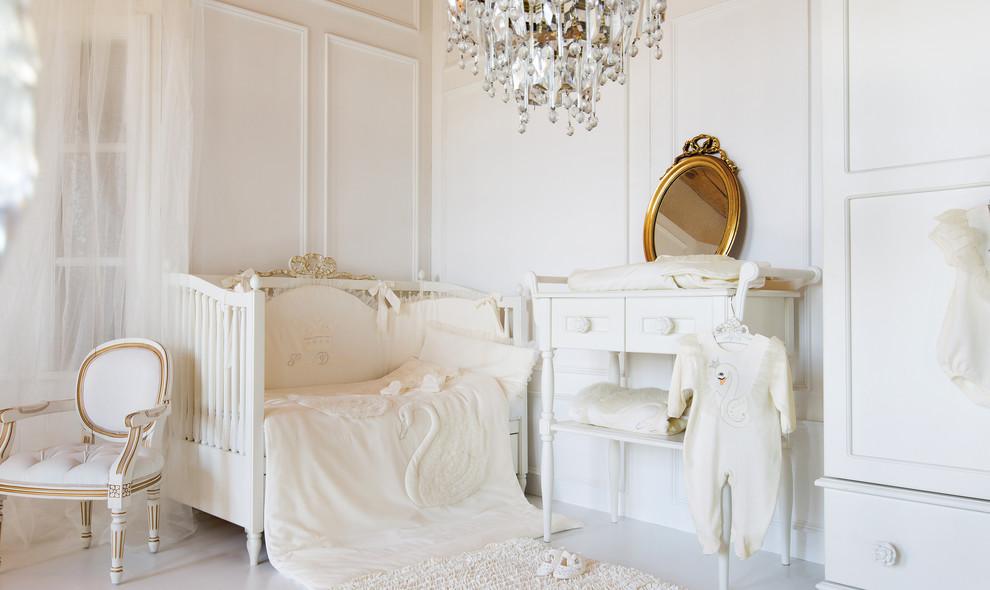 Luxury Nursery Decor With Baby Bedding, Baby Nursery Decor Bedding
