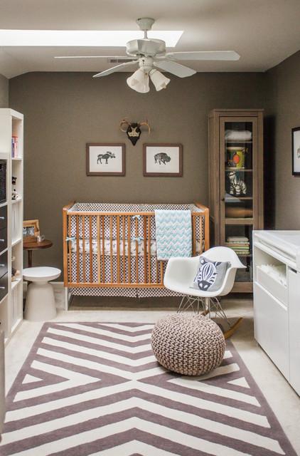 Max's Nursery contemporary-nursery