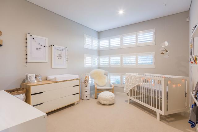 Merlot - Babyzimmer skandinavisch ...