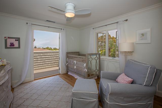 Mesa Second Story Addition beach-style-nursery