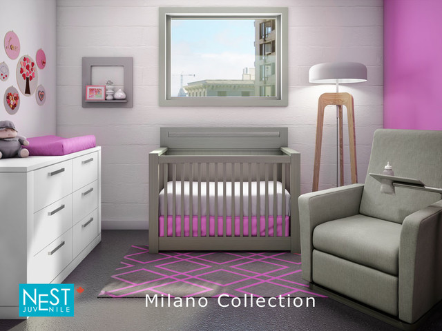 Milano Baby Kids Furniture Collection