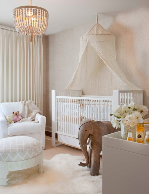 Hollywood Glamour transitional-nursery