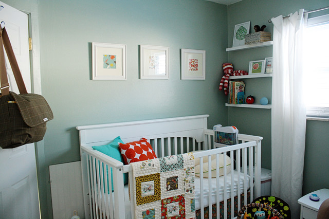 Modern Nursery contemporary kids