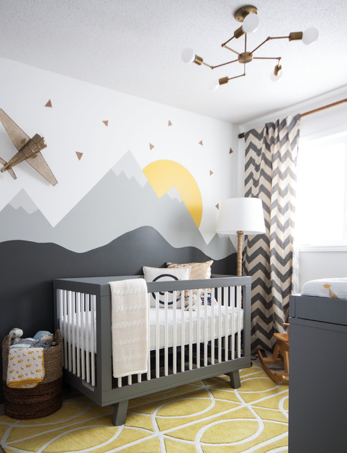 8 Modern Nursery Design Ideas You\'ll Want to Steal | realtor.com®