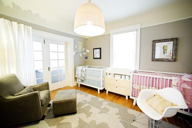Modern Nursery Eclectic Nursery San Francisco By