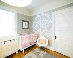 modern nursery eclectic-nursery