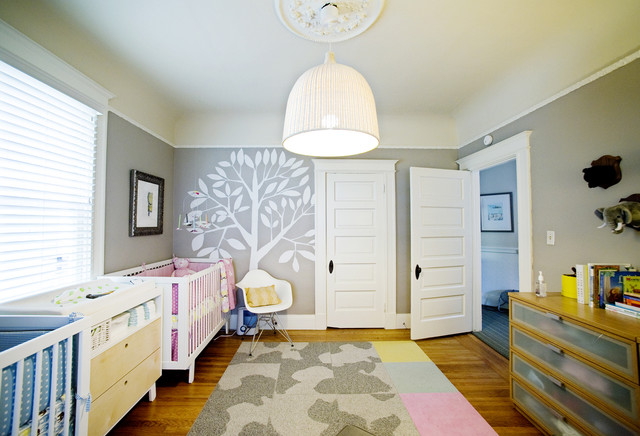 eclectic kids by Regan Baker Design