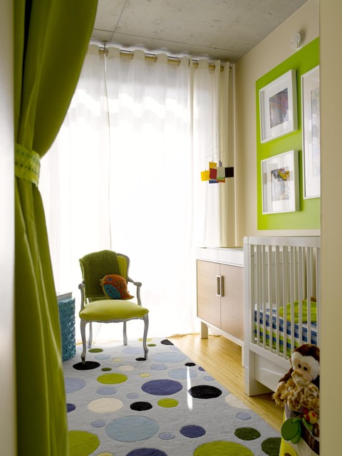 modern nursery contemporary-nursery