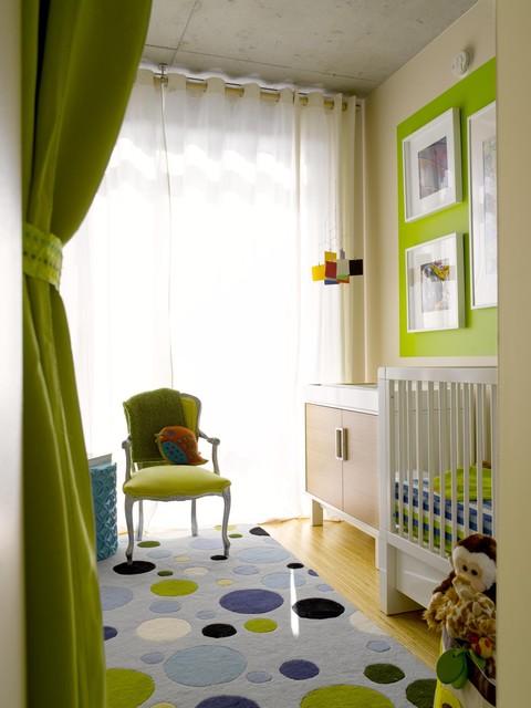 modern nursery contemporary-nursery