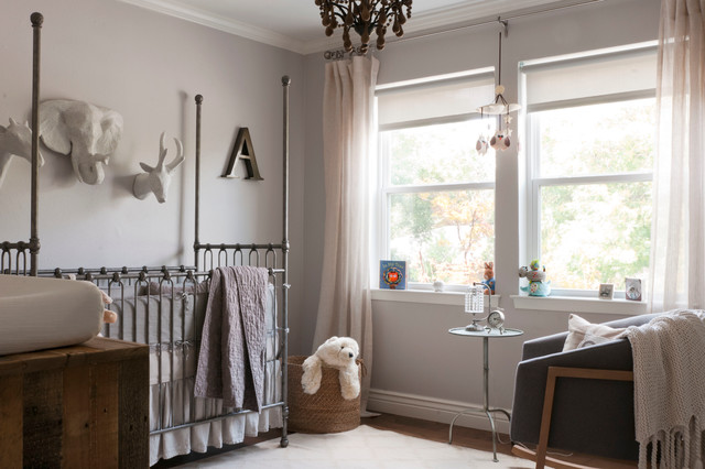 My Houzz: Gurfinkel Family transitional-nursery