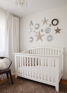 Neutral Nursery - Transitional - Nursery - San Francisco