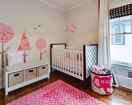 Детские комнаты для девочек дизайн новорожденных