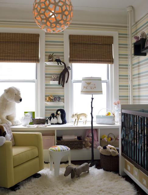Noho Loft contemporary-nursery