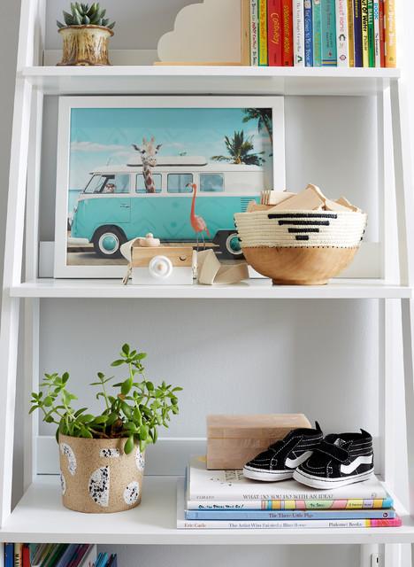 Nursery Book Shelf Scandinavian
