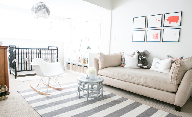 Nursery For The Whole Family Transitional Dc