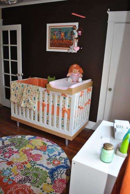 Olivia Lily's Nursery modern-nursery