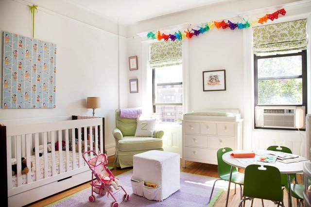 Park Slope, Brooklyn contemporary-nursery