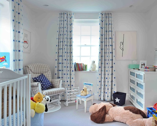 nursery curtains home design ideas pictures remodel and decor
