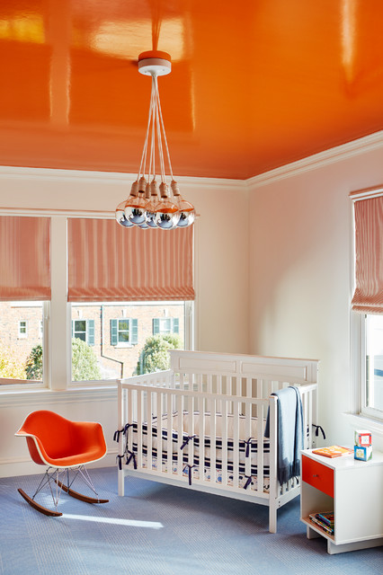 San Francisco Remodel transitional-nursery