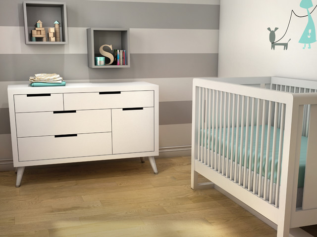 Soren baby kids furniture collection Scandinavian baby nursery
